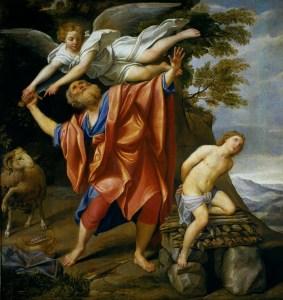 El_sacrificio_de_Isaac_(Domenichino)