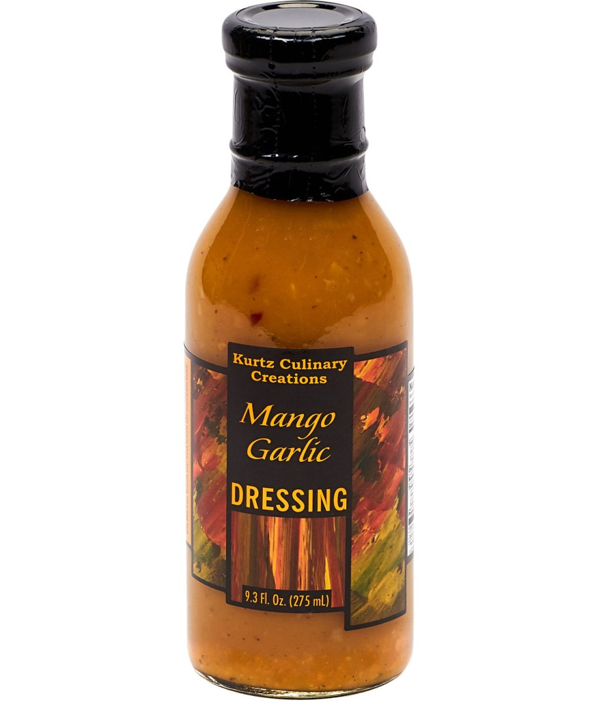 Mango Garlic Dressing