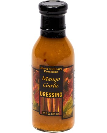 Mango Garlic Dressing