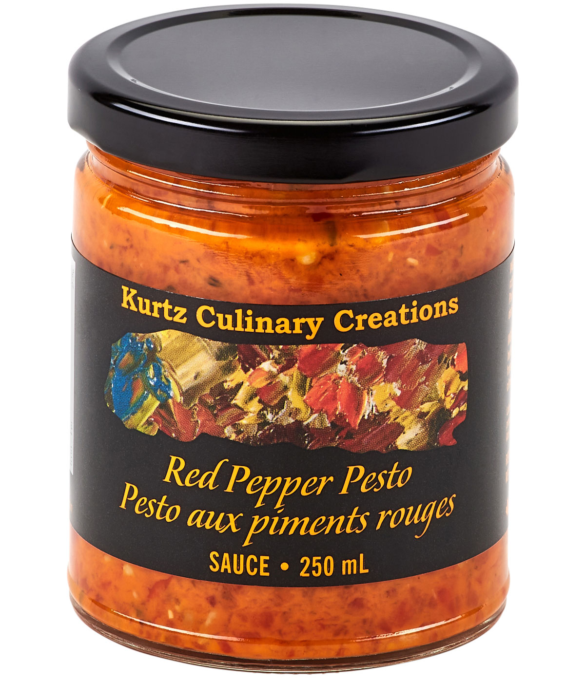 Red Pepper Pesto