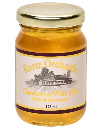 Chardonnay Wine Jelly