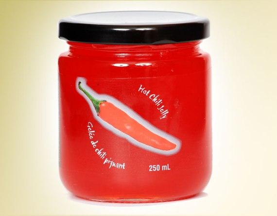 Hot Chili Jelly