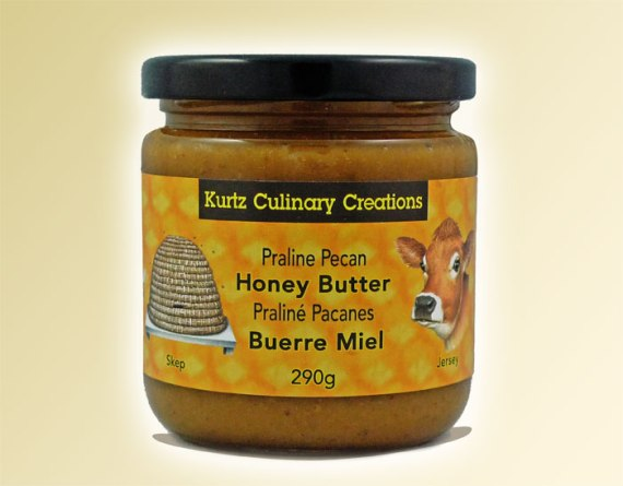 Praline Pecan Honey