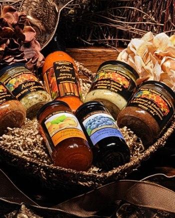 Kurtz Countryside Basket Gift Collection