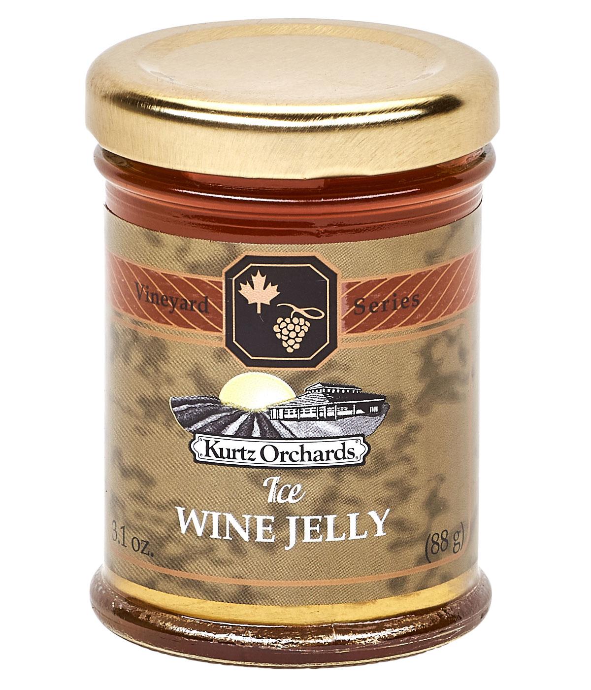 Ice Wine Jelly Sample