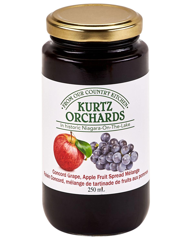 Concord Grape Apple Melange
