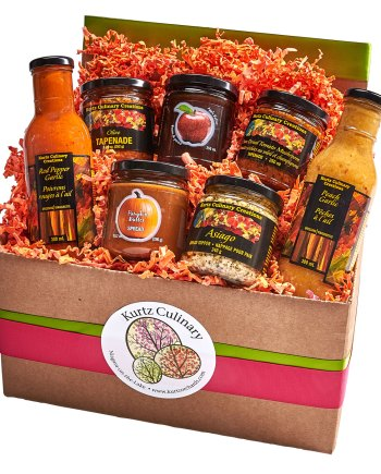 Deluxe Savoury Collection: Gift Box