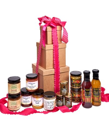 Gourmet Farmers Market Collection: Gift Box