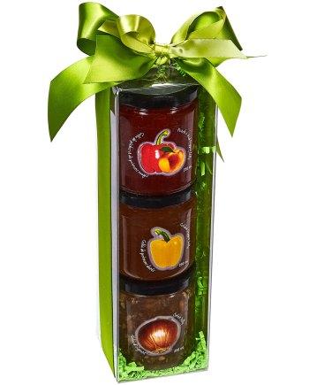 Savoury Jelly Trio: Gift Box