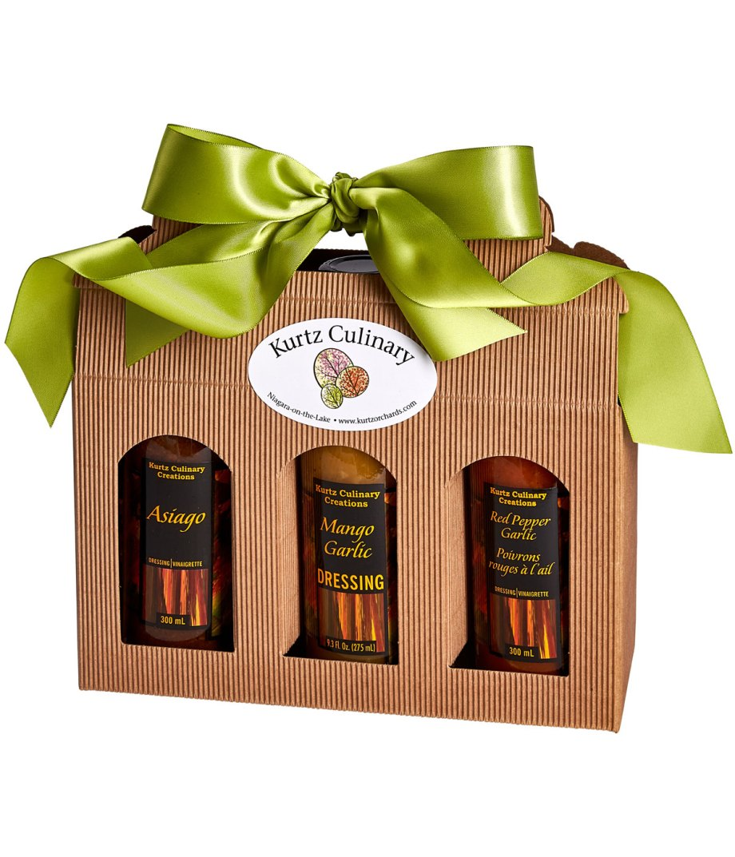 Classic Dressing Trio Gift Box