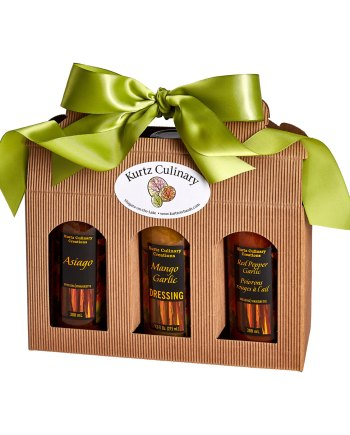 Classic Dressing Trio Gift Box