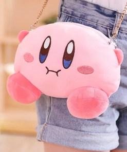 Kawaii Kirby Bag Purse