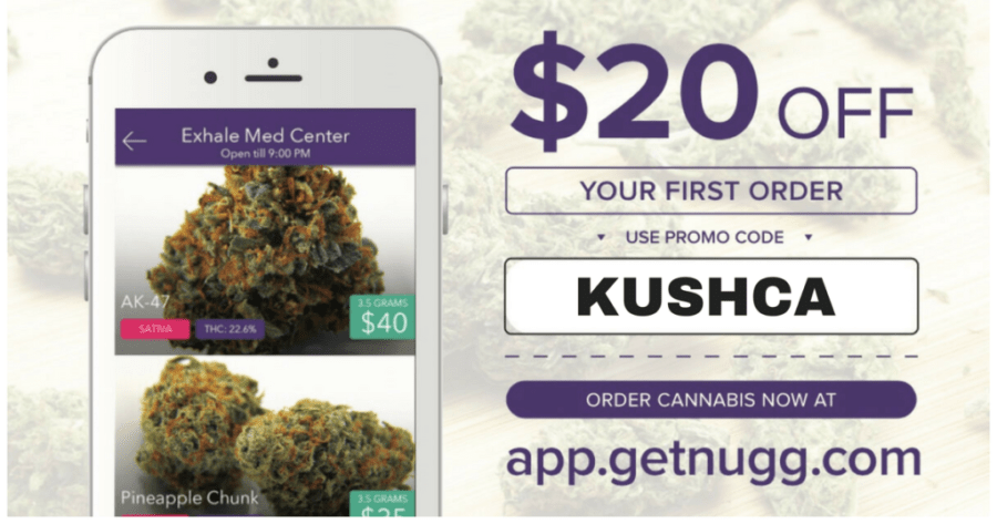 Get $20 Off Your First Order W/ Nugg