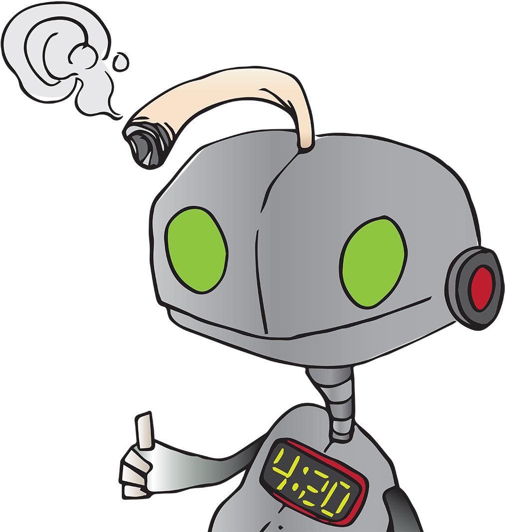 WeedRobo - Artificial intelligence Cannabis Expert | www.weedrobo.com