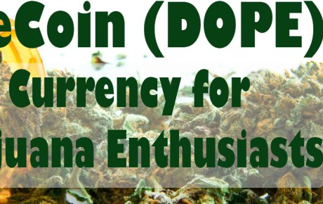 DopeCoin The Decentralized Cryptocurrency for Marijuana Enthusiasts