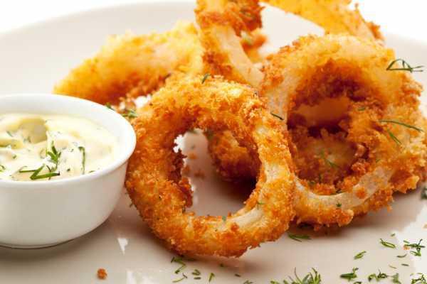 Calamares with Garlic Mayo Dip Recipe