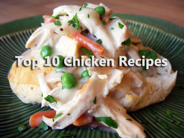 Top 10 Chicken Recipes