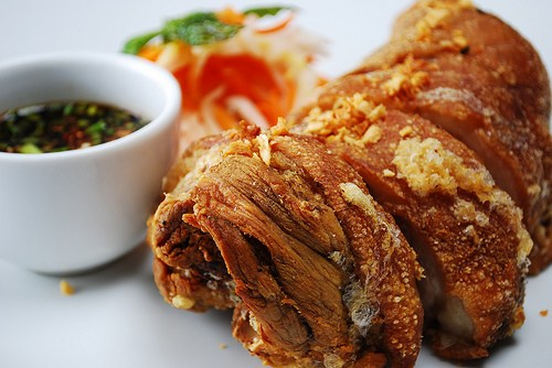 Crispy Pata With Special Sauce Recipe