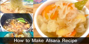 How to Make Atsara Recipe