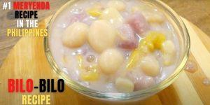 Bilo - Bilo Recipe
