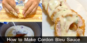 How to Make Cordon Bleu Sauce