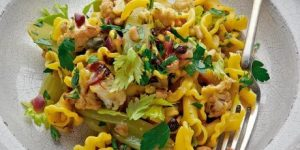 Cauliflower Fusili Puttanesca Recipes