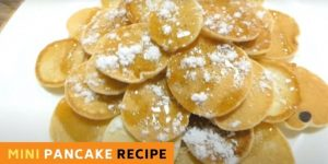 How to Make Mini Pancakes