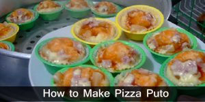 How to Make Pizza Puto