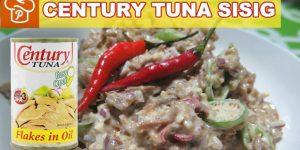 Quick and Easy Century Tuna Sisig – Filipino Style