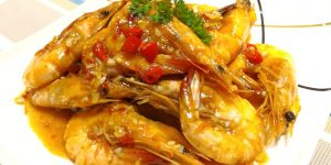 Best step to Cook Chili Shrimp