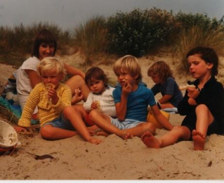 Boterhammen met zand © Elke Vancouillie