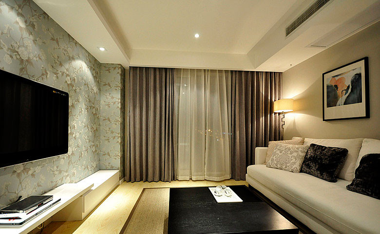 Mix And Match Stylish Modern Oriental Interior Design And