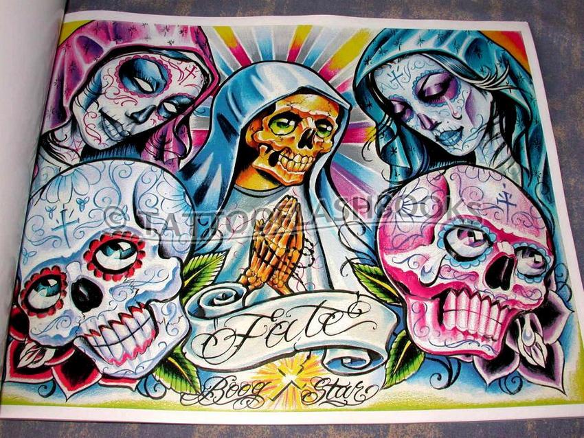 Tattoos Boog Good Times Bad Times