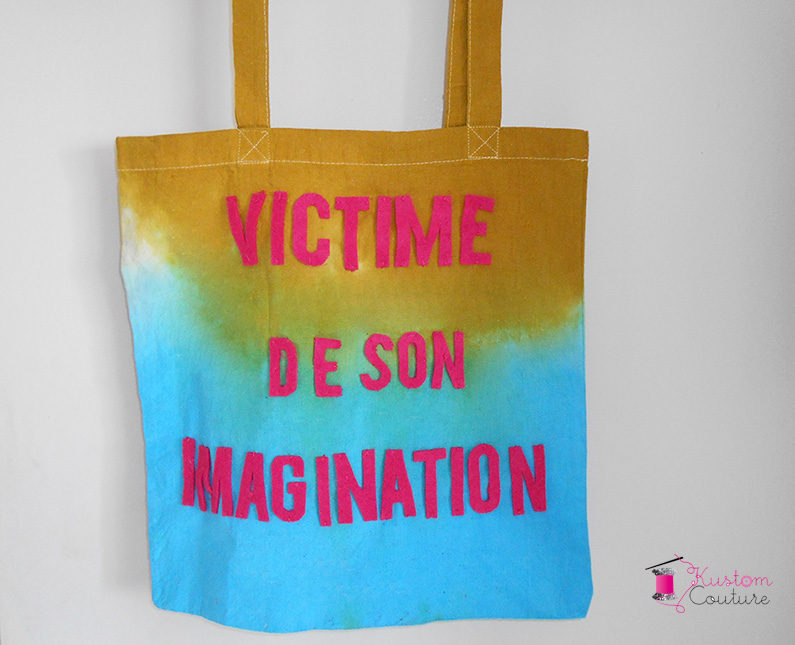 DIY ToteBag | Kustom Couture