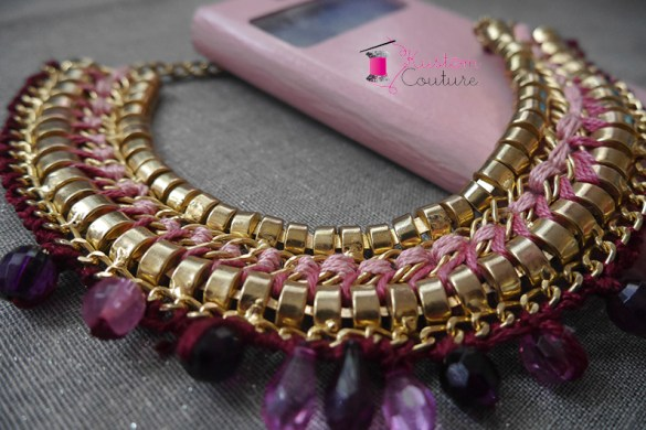 DIY Collier XXL | Kustom Couture