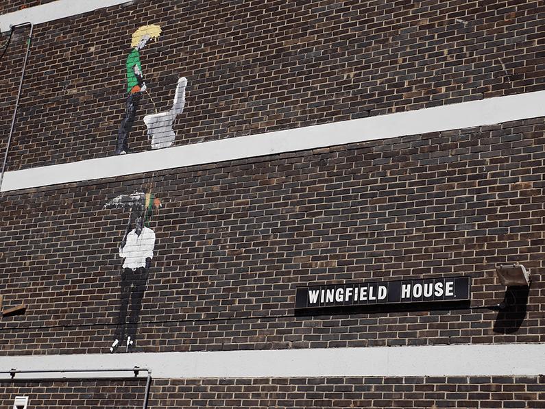 Street Art | Kustom Couture à Londres