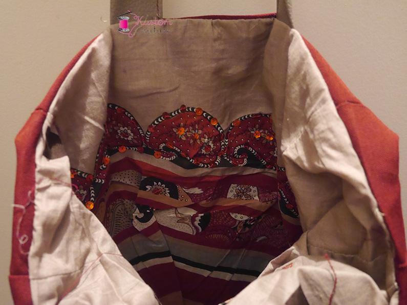 DIY Sac Bi-Cabas fait maison | Kustom Couture