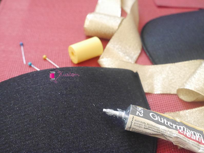 DIY Robes et épaulettes   Kustom Couture