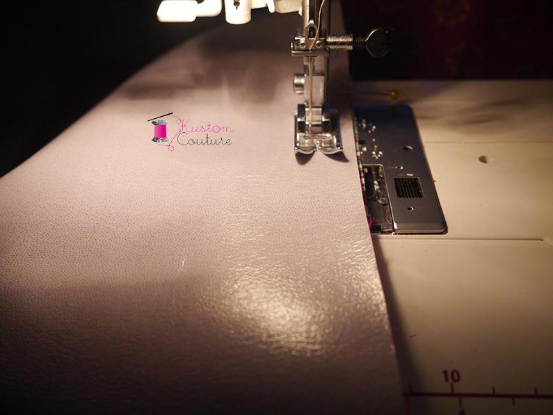 Housses de coussin bi-matière   Kustom Couture