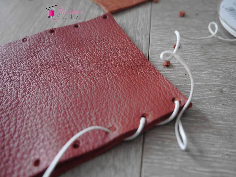 DIY Pochette de smartphone en cuir   Kustom Couture