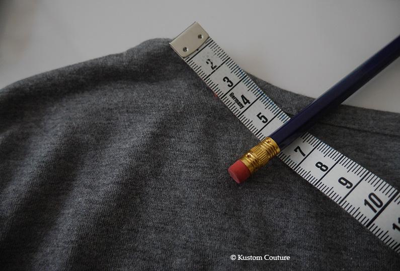 Customisation d'une robe basique   Kustom Couture