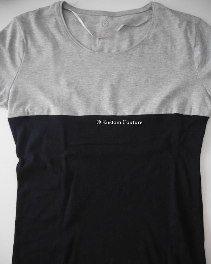 Customisation bi-tee-shirts basiques | Kustom Couture