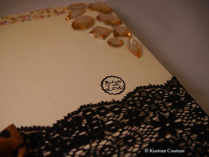 DIY Scrapbooking | Carnet de dessin couture