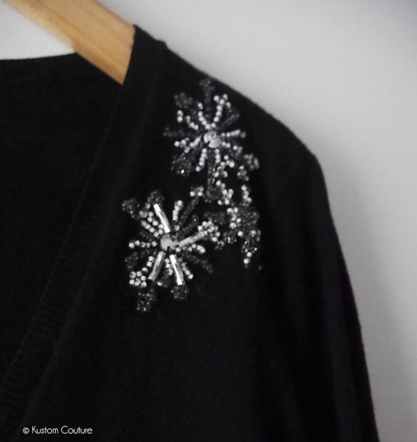 DIY Gilet brodé de perles | Kustom Couture