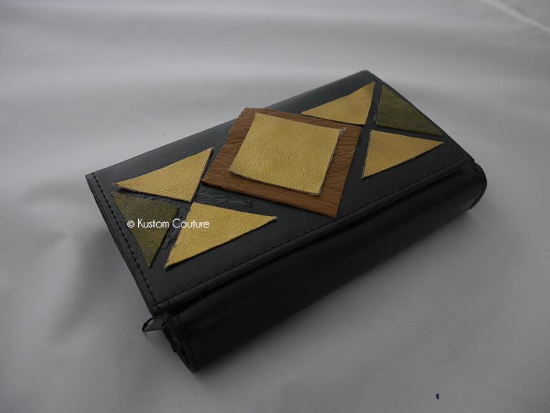 Customiser un portefeuille   Kustom Couture