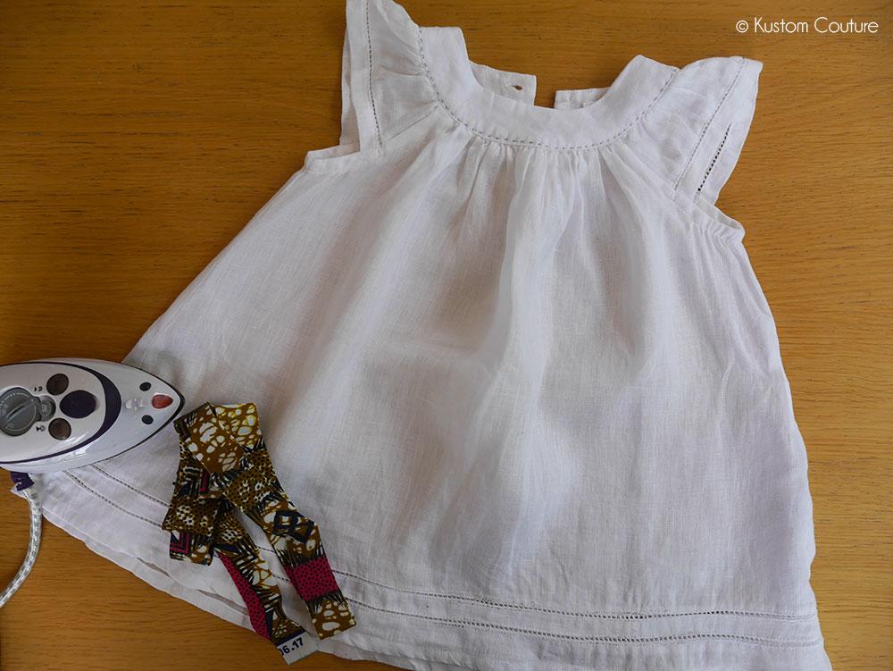 Customiser une robe de bébé | Kustom Couture