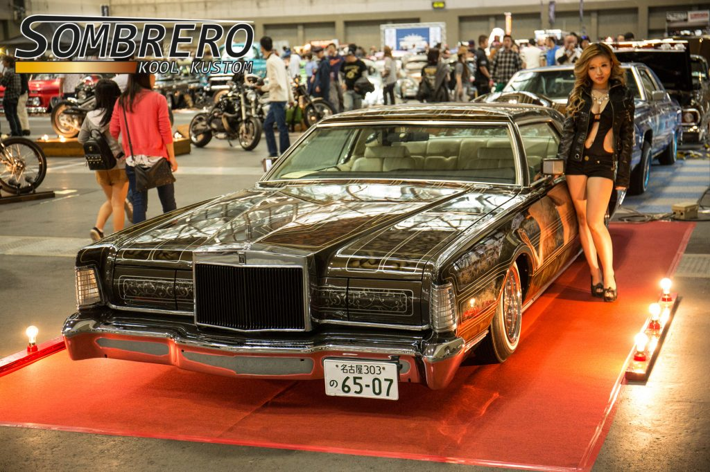 1973 Lincoln Marc 4, Lowrider, Panel Paint