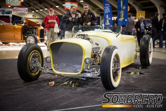 1927 Dodge Roadster, Hot Rod, Fools Goldster, Matt Taylor
