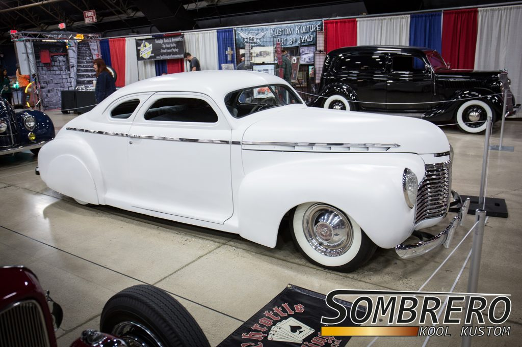 1941 Chevrolet Master DeLuxe Coupé, Top Chop, Throttle Kings