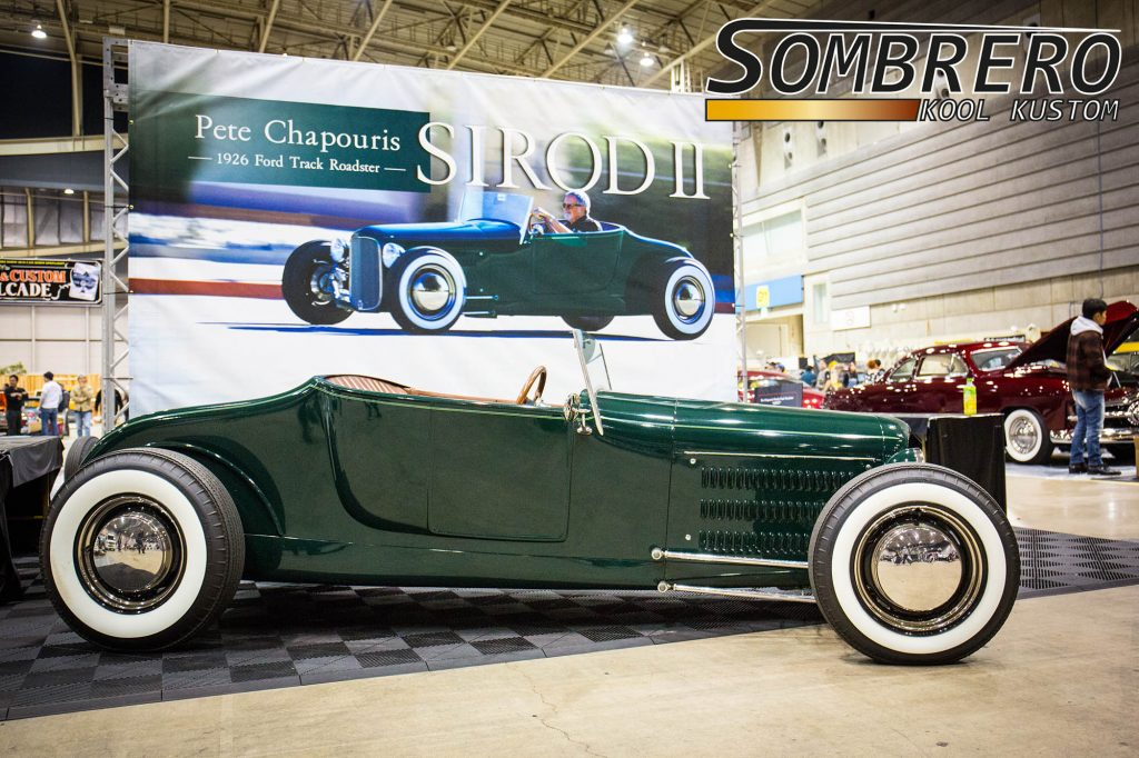 1926 Ford Model T Roadster, Pete Chapouris, SoCal Speedshop